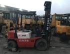南京雨花台低价处理二手新款杭州2.5吨3吨叉车