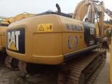 出售15款卡特320D2 329 336和340D二手挖掘機