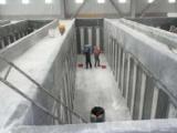 盛翔玻璃钢厂专业提供玻璃钢防腐衬里——防腐工程
