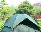 户外露营沙滩帐篷3-4人自动免搭建帐篷双层