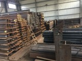 上海北铭供应Q345E热轧H型钢现货
