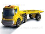 银辉玩具红外线工程车拖车81116超赞款