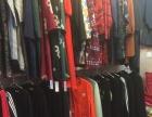 一级马路营业中的服装店低价转让