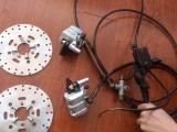 电动三轮车刹车总泵