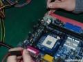 成华区府青立交电子科大解放路片区电脑维修,组装,网络布线