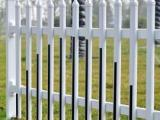 周口园艺护栏,PVC塑钢护栏,草坪围栏,锌钢铁艺围