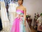 新款仙女同款正版婚纱礼服特价、外景婚礼拍摄**