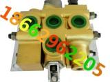 混凝土搅拌运输车水泥输送泵车液压单路分配阀马达调速阀