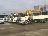 平板运输车,随车吊,清障车配置在阳江