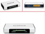 TP-LINK TL-R410+多功能路由器 4口 带宽控制 有