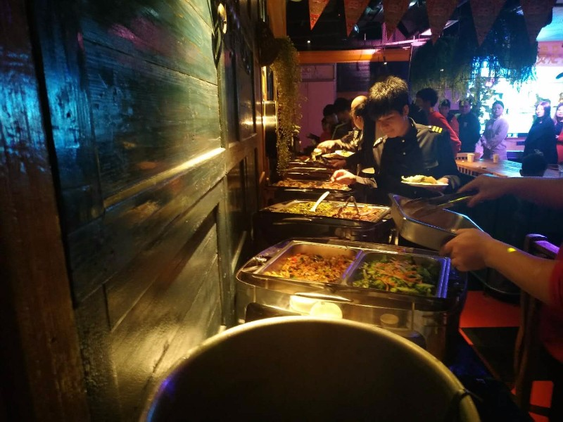 惠州自助餐上门外包公司/自助餐外包上门服务公司