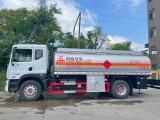 国六10吨油罐车价格 东风D9油罐车厂家包上户直销