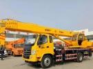 转让 起重机福田雷萨国五12吨吊车可分期免购置税面议