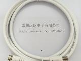 RG射频线,同轴线,电缆,同洲,海信,创维,富士康机顶盒专用线