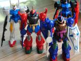 最热销儿童动漫高达擎天柱/大黄蜂 变形金刚4 益智机器人模型玩具