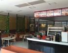 观澜附近的汉堡店装修公司 免费测量 免费报价