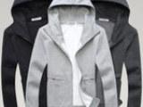 一件代发批发 新款情男士外套韩版男装修身卫衣男 免费代理