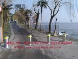 武汉钢精灵升降路桩 部队路桩拦截 专业生产路障厂家 路桩图片