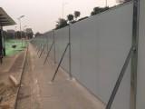 低价出售临时道路围挡,市政铁马护栏,夹芯板围挡,冲孔围挡等