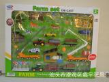 农场组合  过家家  合金农场组合   农夫车 家禽家畜  每盒