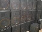 江门市大量高价回收KTV,酒吧音响设备