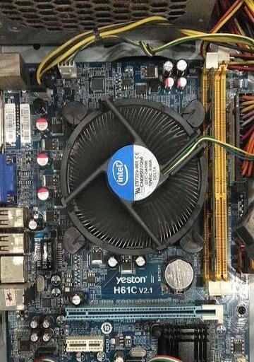 低价转让双核电脑一套(含冠捷19液晶)
