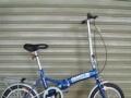 捷安特折叠自行车
