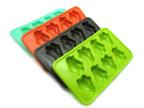 866 洛哈思创意企鹅冰格 冰模 冰袋 冰盒0.12