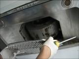 南阳净化器风机油烟管道清洗安装 大型油烟机清洗