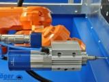 数控机床CNC精雕机高速电主轴德国jager高速电主轴