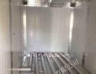 邯郸高温烤漆房广告牌高温喷塑房粉尘处理器环保除尘柜