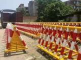 北京专业定做拒马,阻车路障,交通护栏