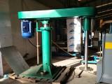 吉林7.5kw液压分散机 油墨油漆分散机 单轴式搅拌机