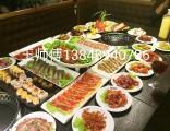 日式烧肉厨师全国上门指导