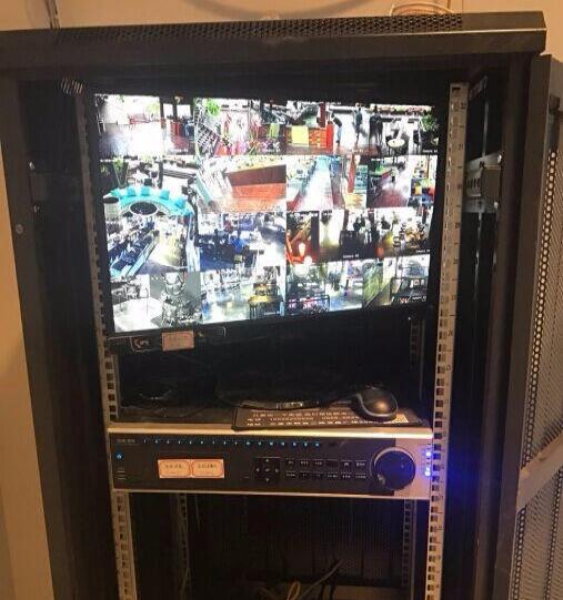 三亚监控安装,网络布线,WIFI覆盖,背景音乐等。