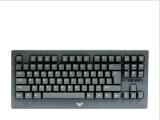 狼蛛鬼王键盘 青轴机械键盘 87台式笔记本电脑无冲LOL游戏键盘