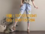 外贸时尚杂款牛仔裤厂家直销10元牛仔裤批发市场地摊货牛仔裤