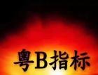 粤B深圳牌出租,办理快捷,欢迎打电话咨询