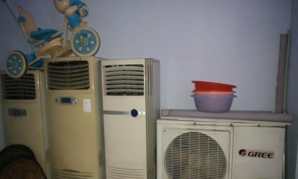 低价转让2台5匹格力空调