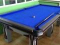 销售台球桌 乒乓球桌 篮球架 台球桌用品配件