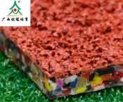 南宁塑胶跑道施工质量保证——塑胶跑道施工