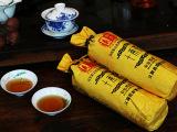 批发茶叶 经典金花十两茶 湖南益阳安化黑茶 礼品 性价比高