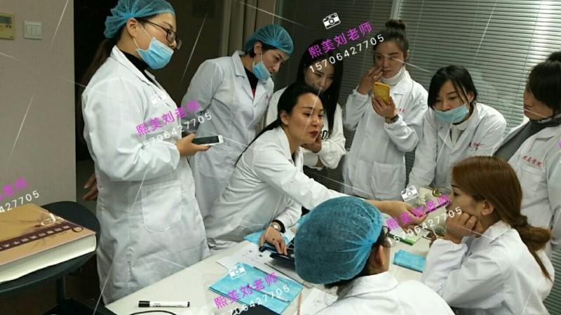 青岛微整形注射培训 青岛专业微整形培训学校