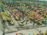 精品二手挖掘机 三千台现车供您选择专业正规