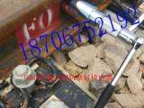 机械式钢轨塞取线器拔出器起钉器陕西鸿信铁路设备有限公司
