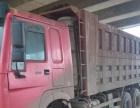 豪沃重型自卸货车