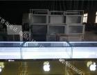 华为手机柜台土豪金体验台配件柜移动受理收银台烟柜