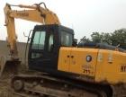 急售2014年小松200、220现代225-7挖掘机22万元