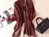 新品羊绒围巾秋冬必备品精致时尚个性优雅厂家直供