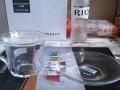 出售各种丽尊玻璃(杯、盘、碗、壶、高脚杯)